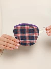 Navy Blue - Clutch Bags / Handbags