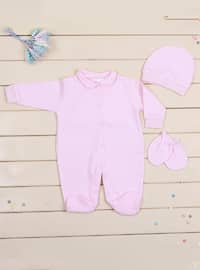 Round Collar - Pink - Baby Care-Pack