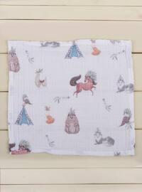 Multi - Ecru - Multi - Baby Home Textile