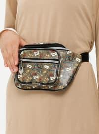 Brown - Bum Bag