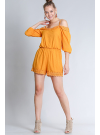 Mustard - Jumpsuit