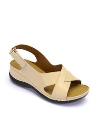 Beige - Slippers