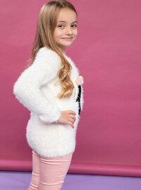 Ecru - Girls` Pullovers