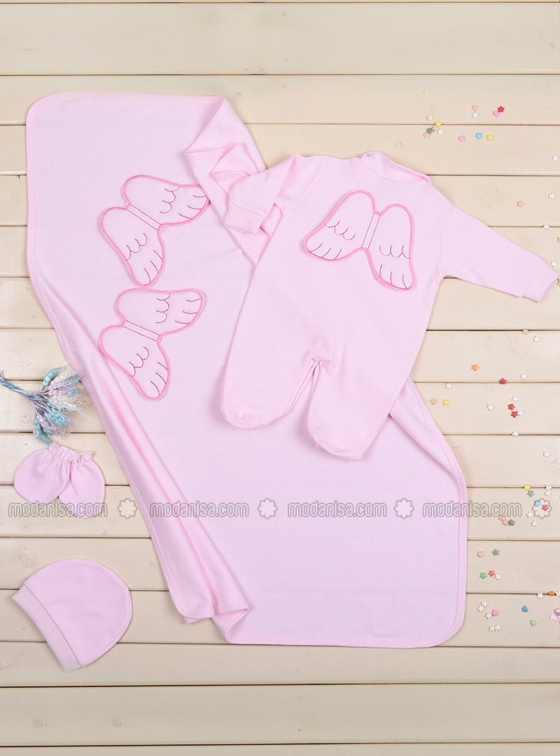 Pink - Baby Care-Pack