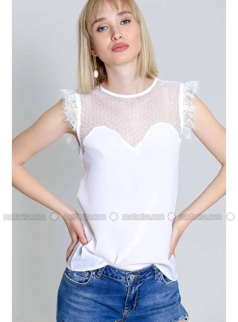 White - Blouses