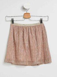 Gold - Girls` Skirt