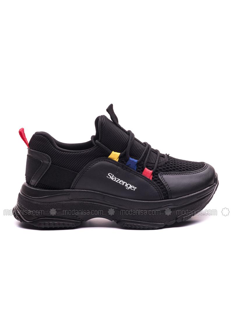 dccb70b3148e0 ZULU Günlük Giyim Kadın Ayakkabı Siyah / Kırmızı - Siyah / Kırmızı