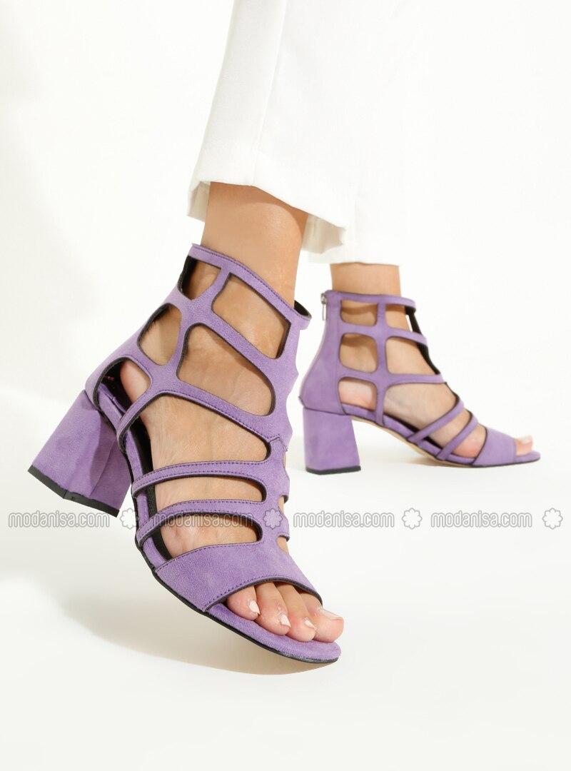 Lilac - High Heel - Heels