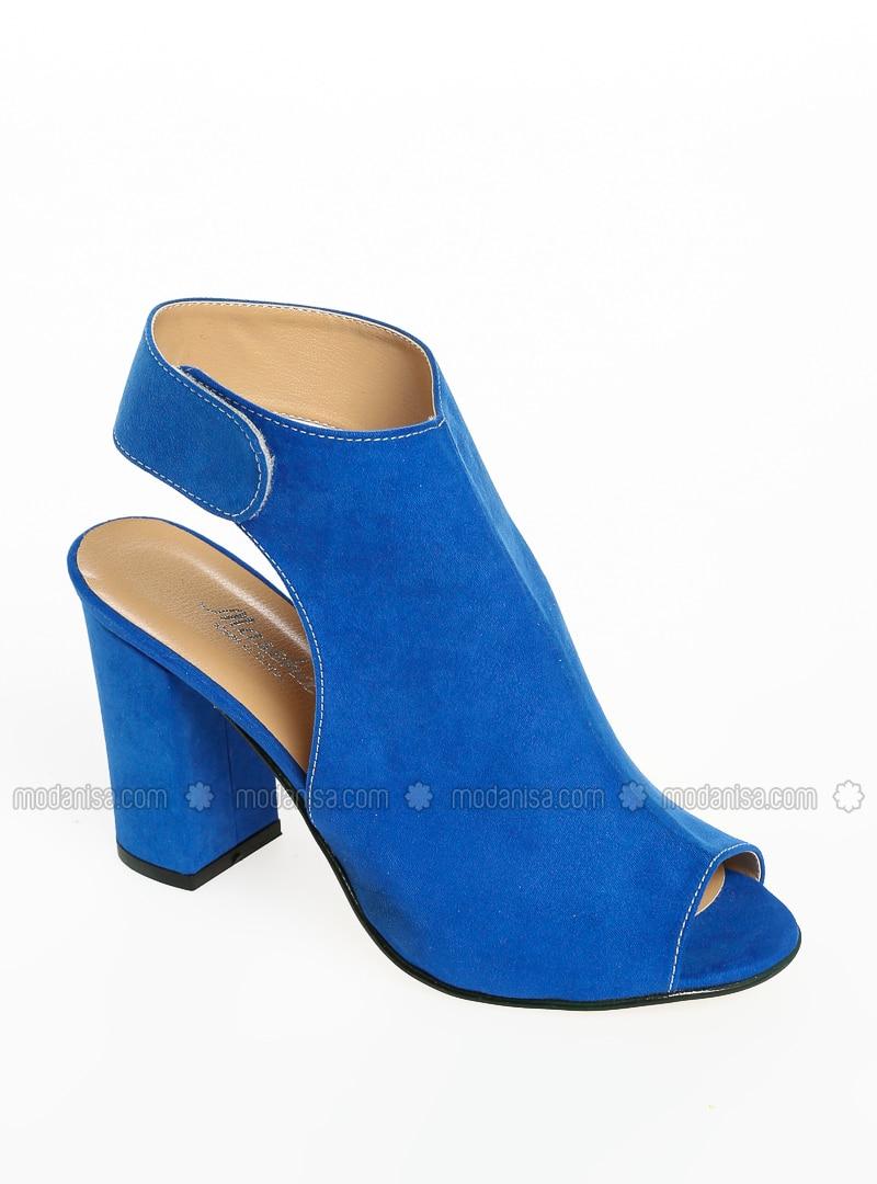 code promo d85ee 1b4cc Bleu marine - A talons - Chaussures à Talons