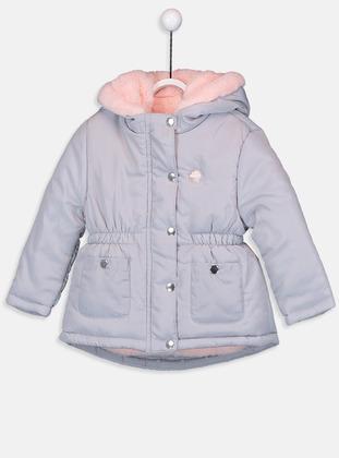 Gray - Baby Jacket - LC WAIKIKI