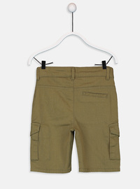 Khaki - Boys` Shorts