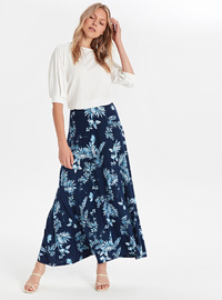 Navy Blue - Skirt