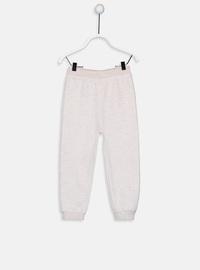Beige - Baby Pants