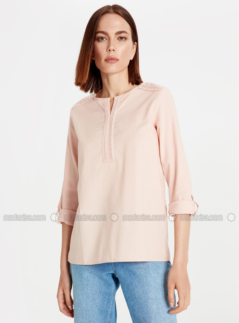 Pink - Blouses