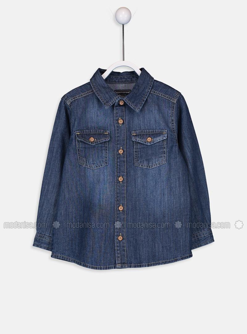 Indigo - baby shirts