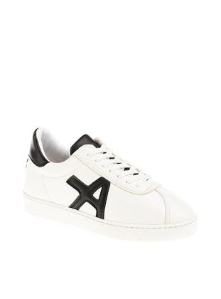 Black - White - Sport - Casual - Sports Shoes
