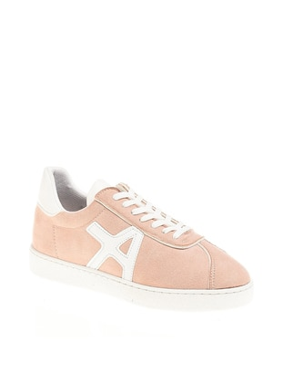 Pink - Powder - Sport - Casual - Sports Shoes