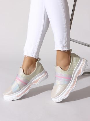 Ecru - Sport - Sports Shoes