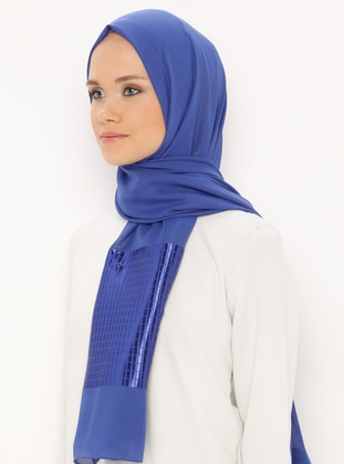 Saxe - Plain - Shawl