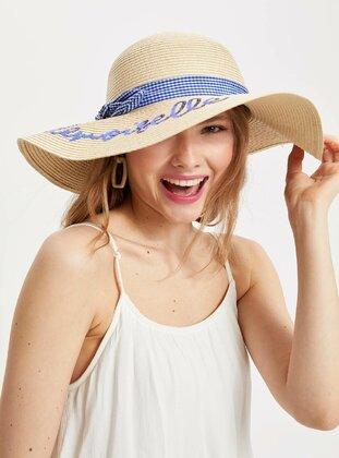 Beige - Hats