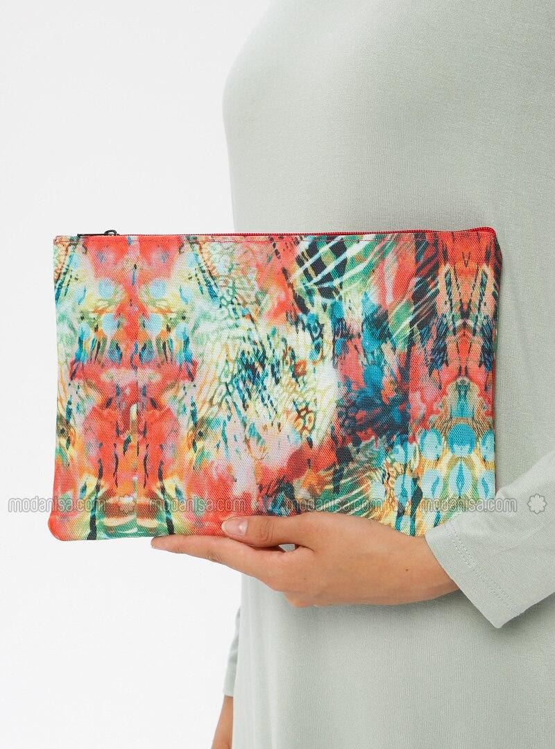 Orange - Clutch Bags / Handbags