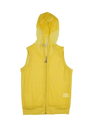 Yellow - Girls` Vest