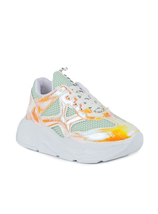 Sea-green - Sport - Sports Shoes