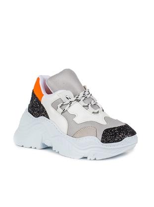 Orange - Sport - Sports Shoes