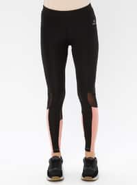 Black - Powder - Legging
