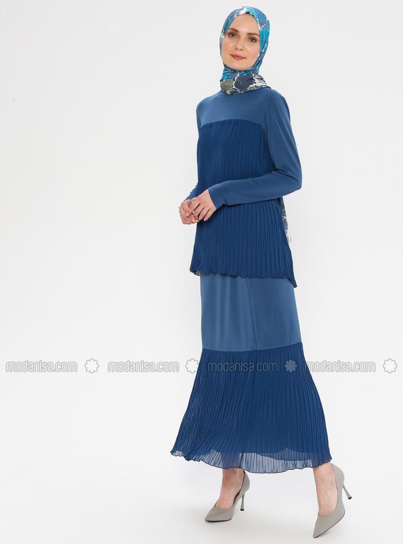 Indigo - Fully Lined - Suit