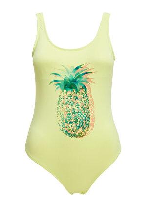 Yellow - Swimsuit