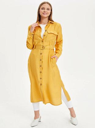 Yellow - Dress