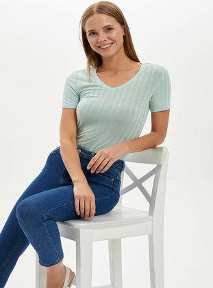 Turquoise - T-Shirt