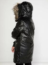 Black - Girls` Jacket