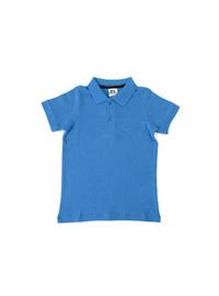 Blue - Girls` T-Shirt