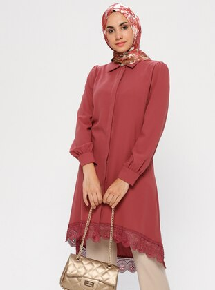 Rose - Point Collar - Tunic