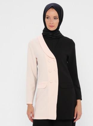 Powder - Shawl Collar - Jacket