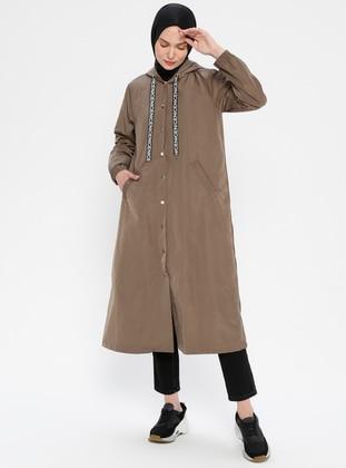 Mink - Fully Lined - Topcoat