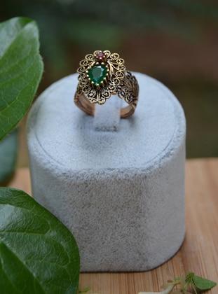 Green - Ring