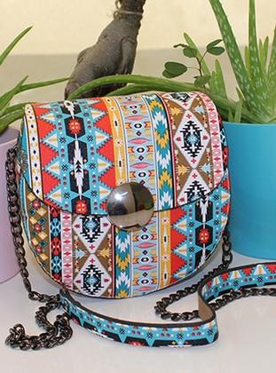 Blue - Multi - Shoulder Bags