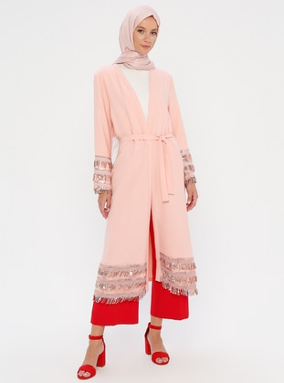 Powder - Unlined - Abaya