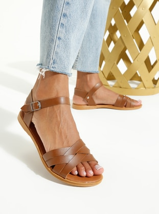 Brown - Sandal - Sandal