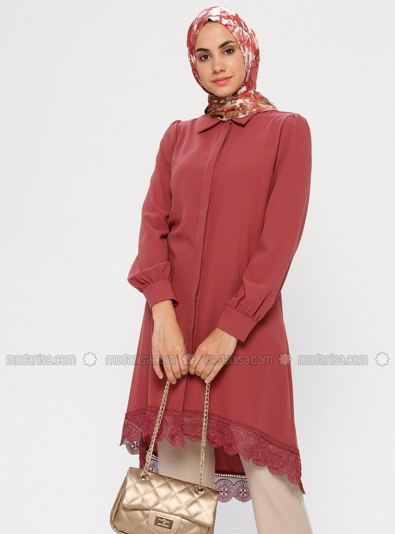 Rose - Point Collar - Tunic