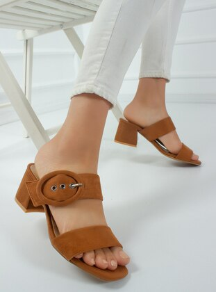 Tan - Sandal - Shoes