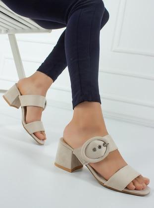 Nude - Sandal - Shoes