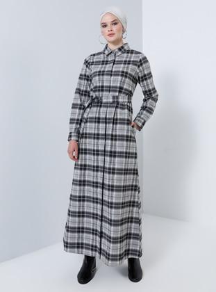 021c589e Hijab Dresses & Long Dresses | Modanisa