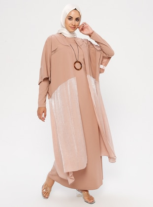 Dusty Rose - Unlined - Dress