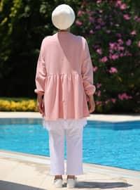 Powder - Unlined - Cotton - Suit
