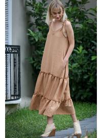 Brown - Loungewear Dresses