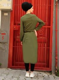 Khaki - Cardigan